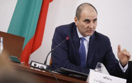 Цветанов стегна редиците на ГЕРБ за предсрочни избори.