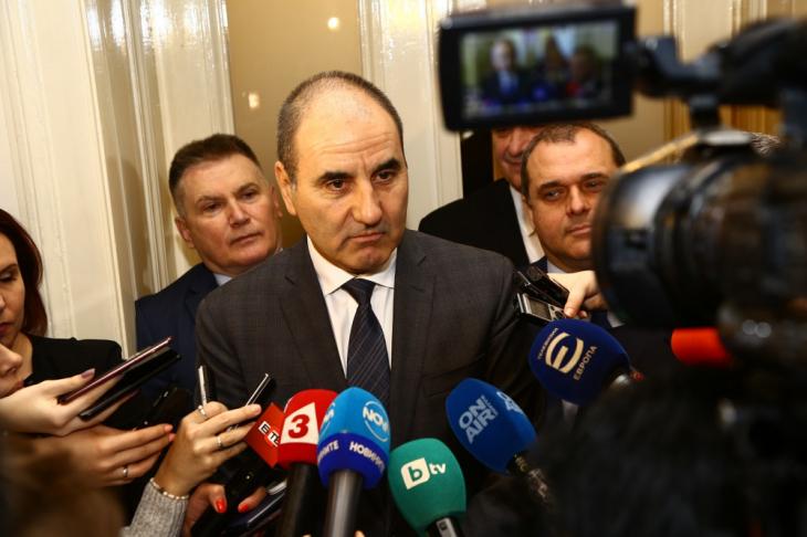 Буруджиева: Цветанов няма да подаде оставка и за ГЕРБ няма да остане белег, а по – скоро петно.