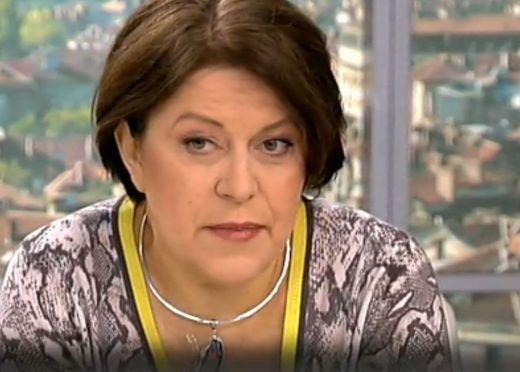 """Татяна Дончева срази Борисов! """"За първи път се коалира, виждайки, че властта му се клати"""""""