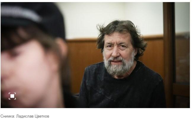 Апелативният специализиран наказателен съд остави Николай Банев окончателно в следствения арест.