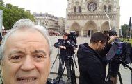 Писателят Димо Райков от Париж: Много ярко си представих покрусата на парижани и желанието им да се справят с реставриране на тази духовна светиня