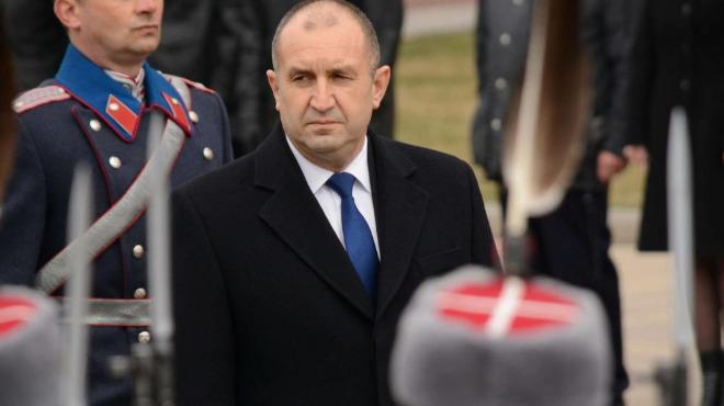 Президентът Радев е в Клисура за честването на Априлското въстание