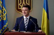 Новит президент на Украйна: Владимир Зеленски