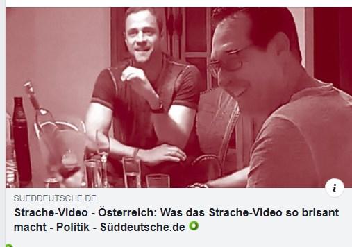 Огромен политически скандал тресе Австрия.ЧЕТВЪРТ МИЛИАРД ЕВРО, ПЛЕМЕННИЦА НА РУСКИ ОЛИГАРХ, НАЦИОНАЛИСТ-ПОЛИТИК В КАПАНА НА ВИДЕОЗАПИС