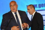 Борисов – отпред, Цветанов – отзад заработи