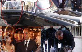 Борисов не си говори с братовчед си Радо, ама го вози на ретро автомобила си!