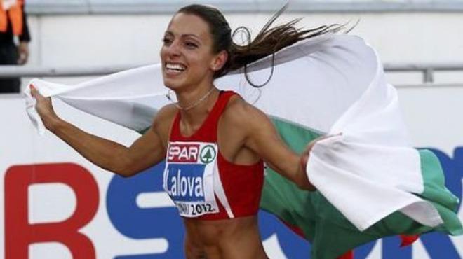 Победа на 200 м и олимпийска квота за Ивет Лалова в Осака