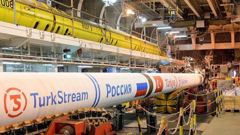 България е първата страна, получила руски газ на 1 януари 2020 година!