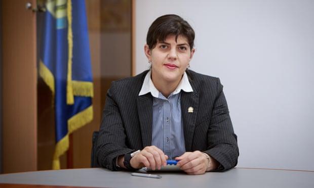 Лаура Кьовеши се закани: Почвам първо България!