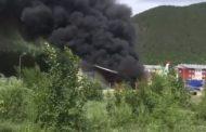 Ан- 24 се е разбил в Русия. 7 ранени, като пилотите са загинали.