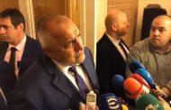 Борисов внесе законопроект за държавната субсидия на партиите да бъде 1 лев, вместо 11 лева.