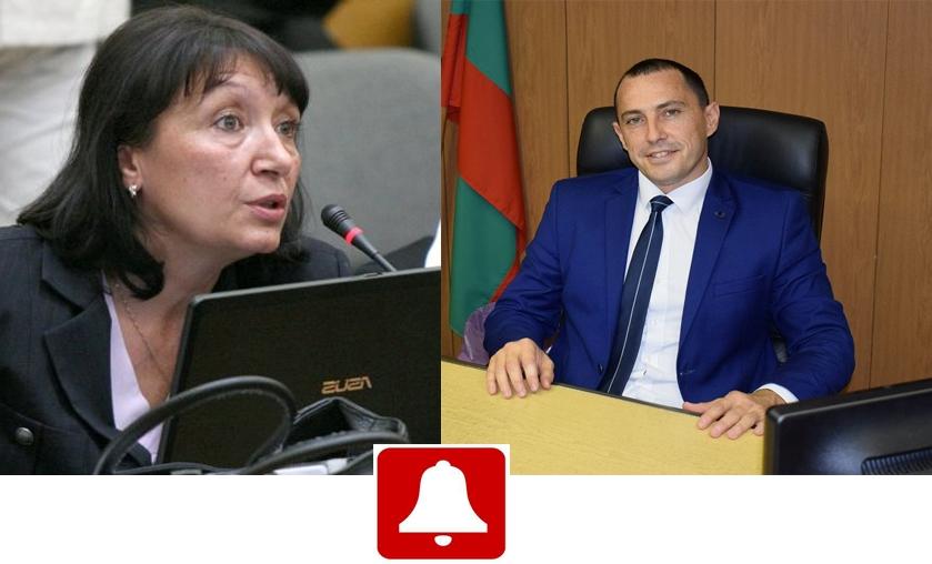 """Само в Аларма! Даниела Желязкова, бивш кмет на """"Северен"""" за показния арест на Ралев"""