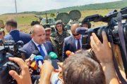Президентът Радев: Искам гаранции от правителството за F-16