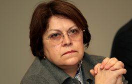 Татяна Дончева: Бойко Борисов няма път извън властта. За него властта е защитната преграда, защото счита, че животът му е застрашен извън нея
