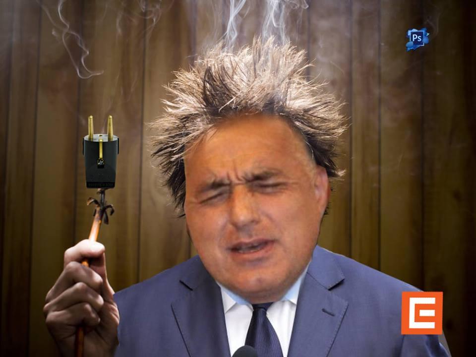 Премиерът Борисов се опита да се разграничи от сделката с ЧЕЗ, но не се получи!