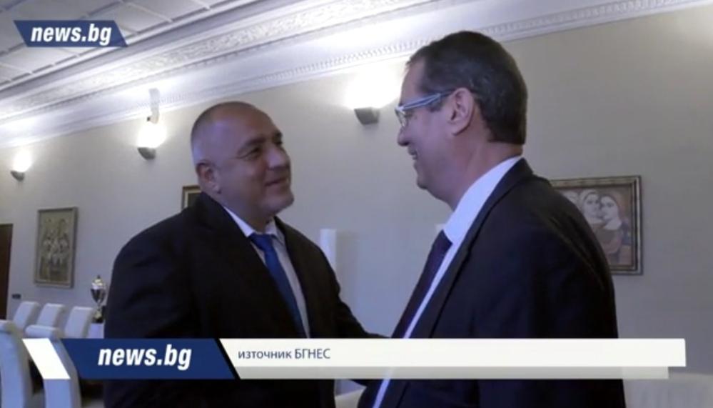 Шефът на ОЛАФ в България! Пускат ли го Борисов по пързалката и номера ще мине ли?