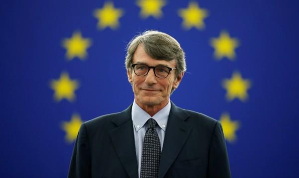 Вижте новият председател на Европейския парламент