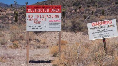 Правителството на САЩ явно има какво да крие в Зона 51!
