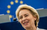 Фон дер Лайен пред европарламента: Искам присъединяване на Европа към Истанбулската конвенция!