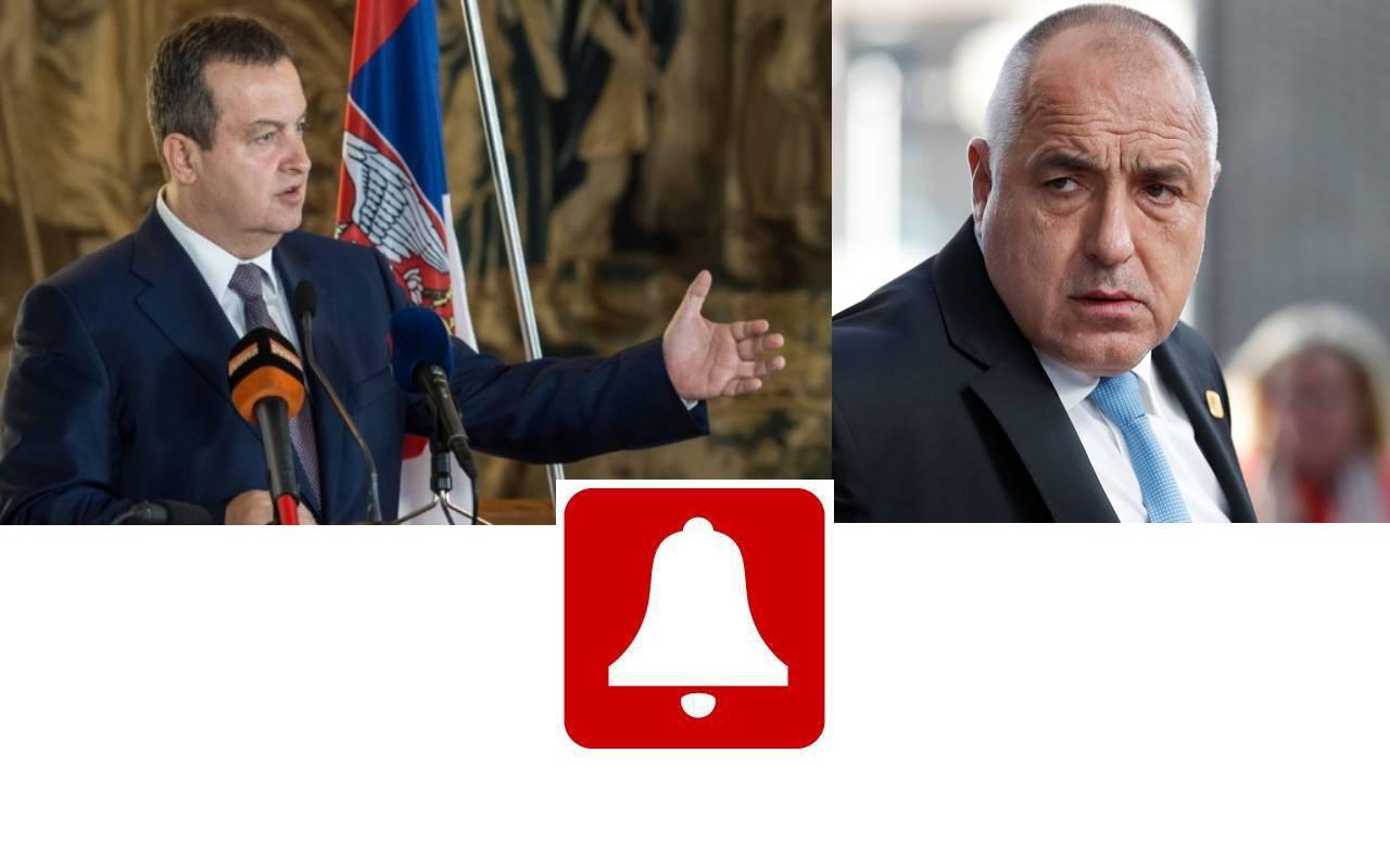 Българският посланик също привикан в Белград