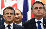 Бразилският президент Жаир Болсонаро унижи Макрон: Не сме колония на Франция!