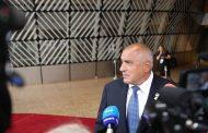 Премиерът Борисов показа на Фон дер Лайен как се прави пресконференция.