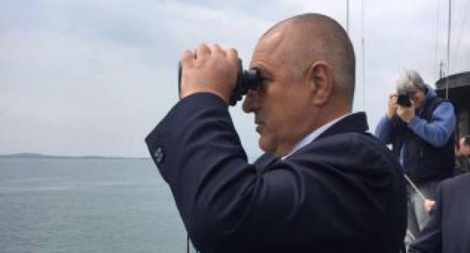 Почивката на премиера Борисов в Евксиноград е параван! Реди управлението на Варна.