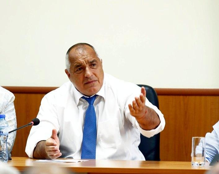 Борисов отговори на Нинова: Ще помоля колегите от ГЕРБ да се присъединят към желанието за анкетна комисия на БСП за БНР