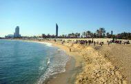 И плажовете в Барселона не са сигурни! Откриха бомба от 1939 година.