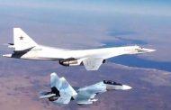 Китай: руските бомбардировачи СУ 160 удариха шамар на НАТО.