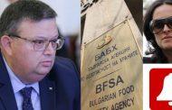 Прокуратурата налази БАБХ заради разследване на Генка Шекерова.