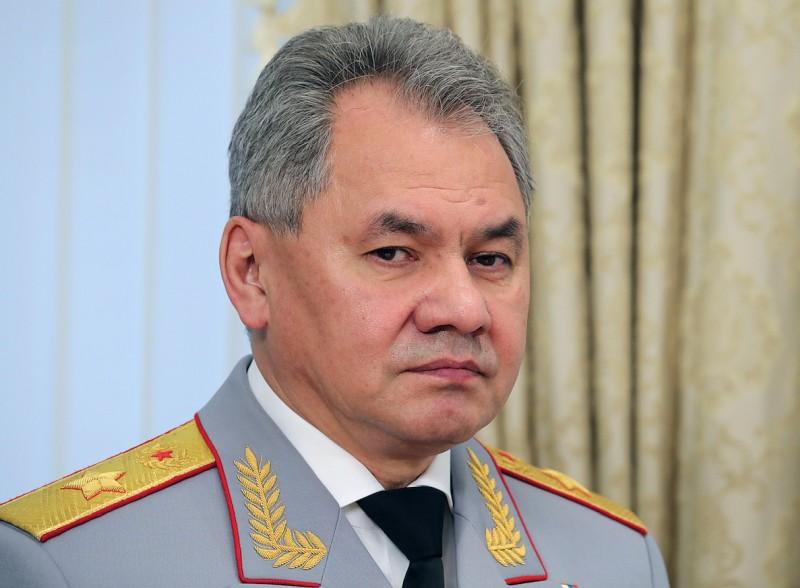 Американски изтребител F 18 притесни министъра на отбраната на Русия