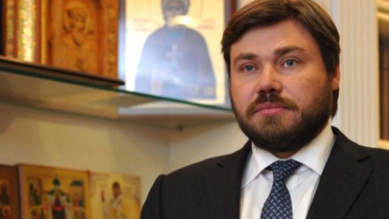 Малофеев: Министърът на външните работи и главния прокурор на България са западни агенти!