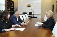 Бойко Борисов след като направи Мая Манолова омбудсман, ще я направи и кмет!