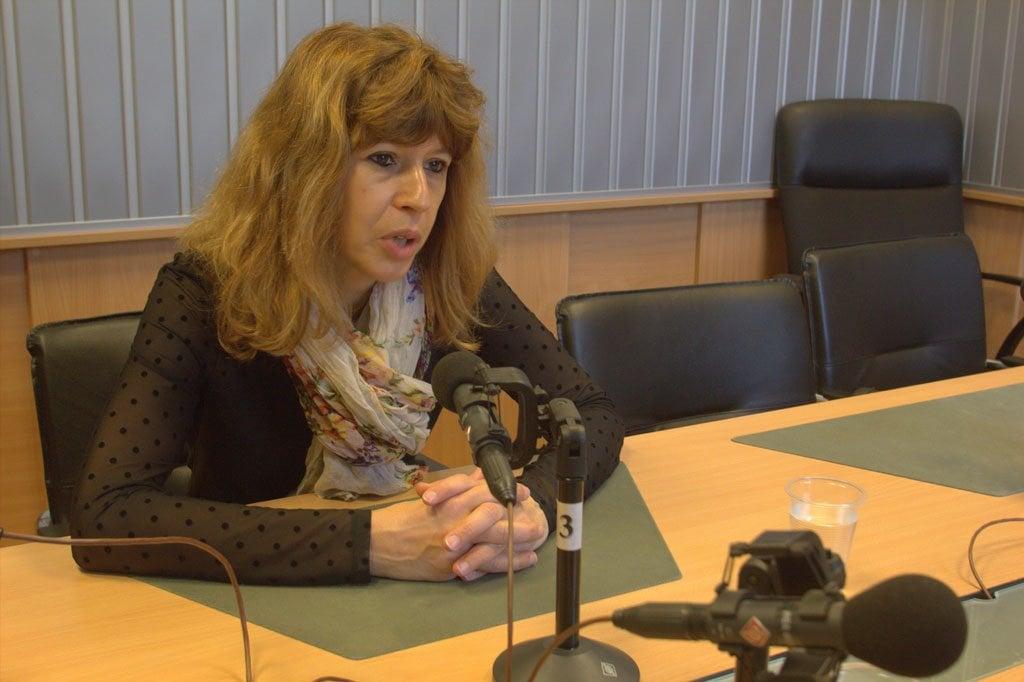 Уволнената журналистка Силвия Великова е възстановена след огромния скандал в БНР.