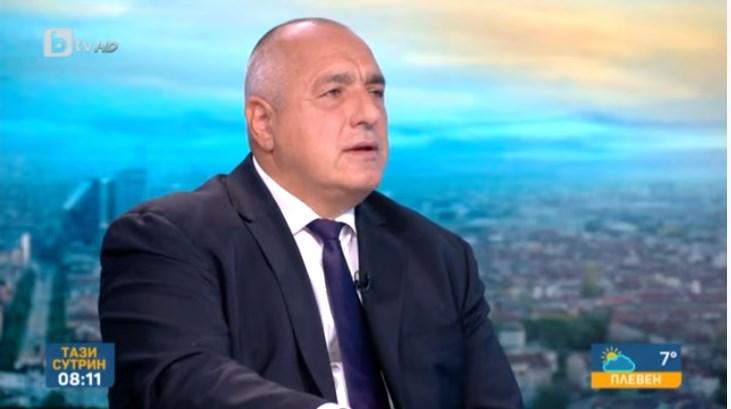 Бойко Борисов дава заявка за четвърти мандат с ходенето си при Тръмп