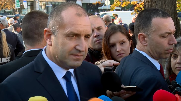 """Видинчанинът , шеф на """"Боец"""", защитник на олигархията, Георги Георгиев, иска президента Радев да бъде притискан с блокиране на София!"""