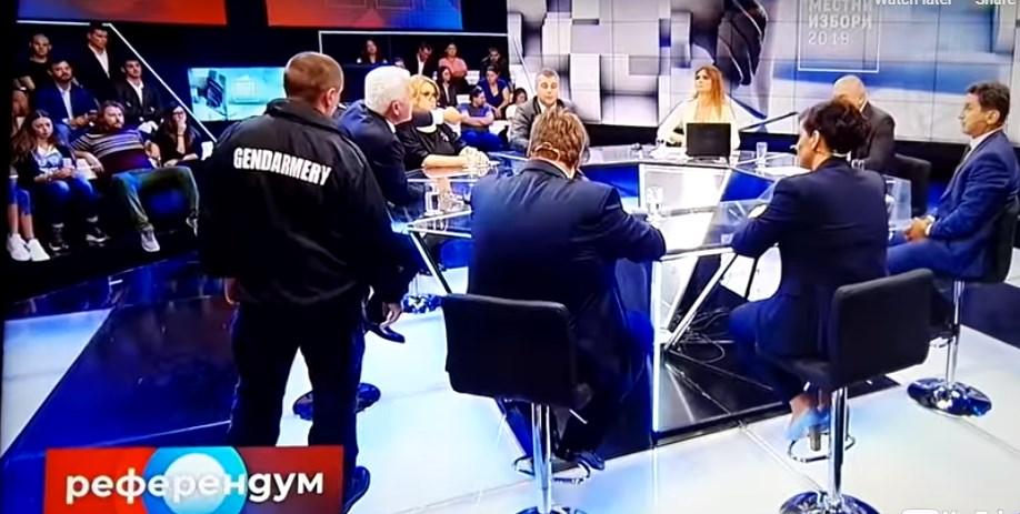 """ЦИК глоби Волен Сидеров! Поведението му в предаването """"Референдум"""" по БНТ е нарушило много права."""