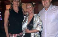 Президентът Радев и съпругата му без охрана в пиано бар да се повеселят!