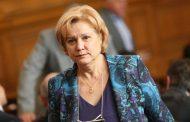 Менда Стоянова е внесла допълнение в Закона за БНБ, което засяга официалния валутен курс