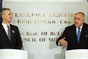 Борисов обеща: България ще продължи да оказва подкрепа на НАТО за постигане на световен мир
