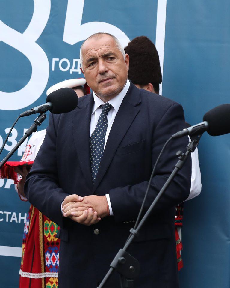Борисов: Предложението първият ден от болничните да се плаща от работници няма да бъде внесено в Народното събрание