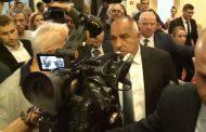 """Премиерът Борисов от парламента: """"За първи път чувам за пиянския скандал с Портних"""""""