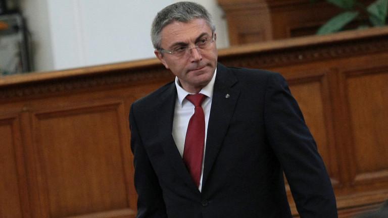 Мустафа Карадайъ: Изборът на Валери Симеонов днес е обида към парламентаризма!