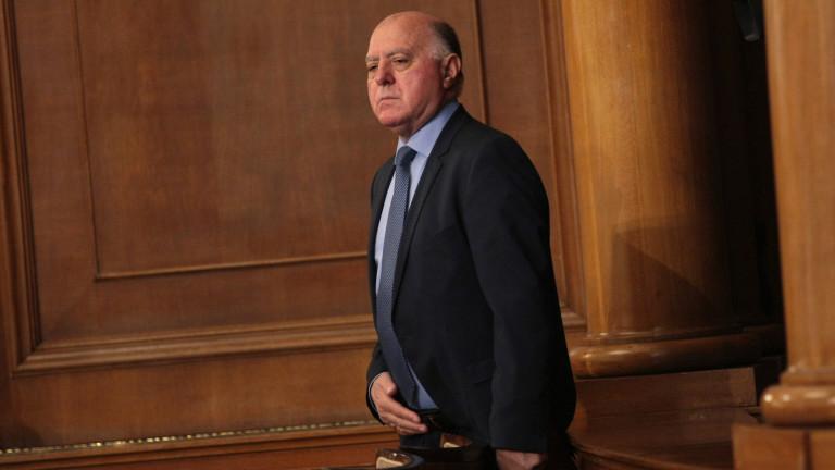 Представляващият ВСС Боян Магдалинчев: Сотир Цацаров за председател на КПКОНПИ