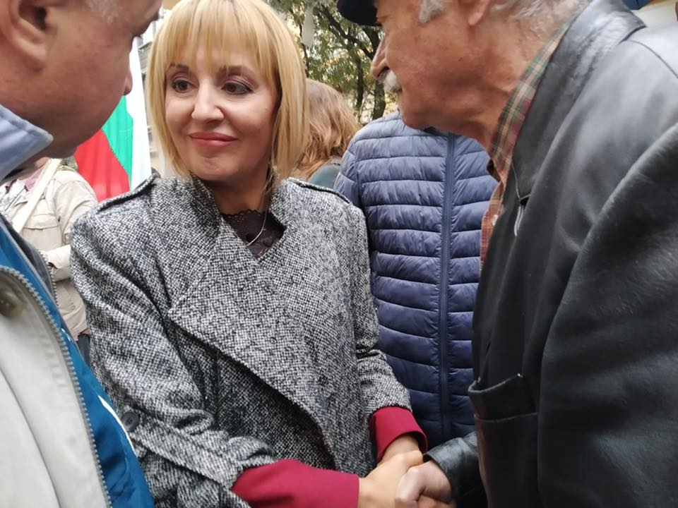 Мая Манолова не е против Гешев. Тя е против процедурата