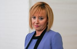 Мая Манолова : Борисов го е страх и за това заплашва! От името на прокуратурата ли говори?