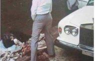 Първи януари 1979 г.Милионер се гаври с бездомник