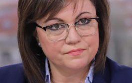 Корнелия Нинова доминира като кандидат в избора за председател на БСП!