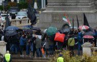 Продължават протестите с искане на оставката на Валери Симеонов.